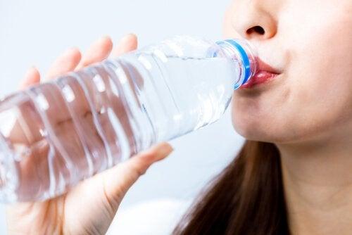 Hypothermie voorkomen door voldoende te drinken