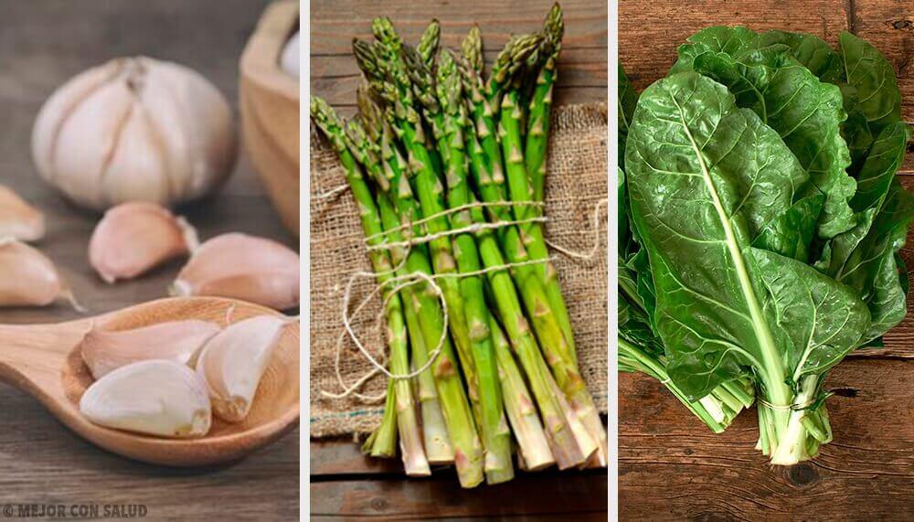 Acht groenten die allergieën kunnen veroorzaken