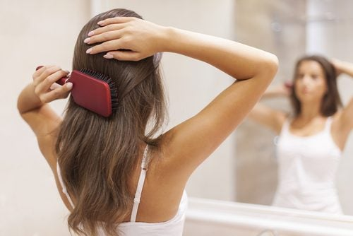 Borstel je haren