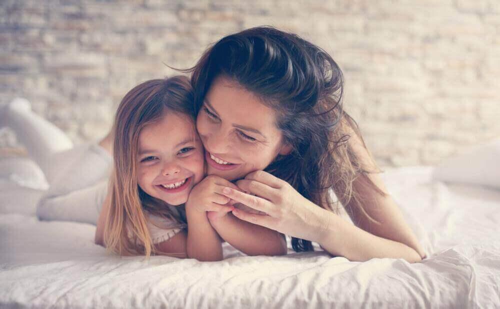 De emotionele band tussen moeder en dochter