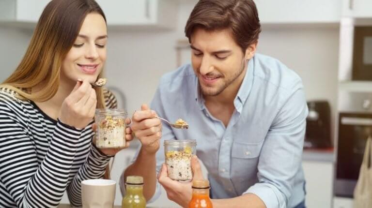 Heerlijke smoothies met havermoutmelk