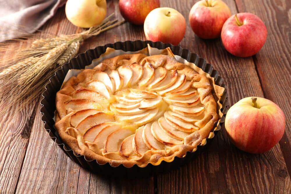 Recept voor heerlijke appeltaart