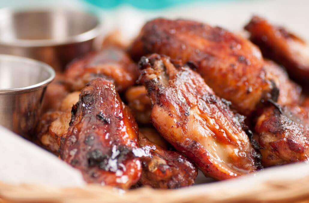 Overheerlijk recept voor hot wings
