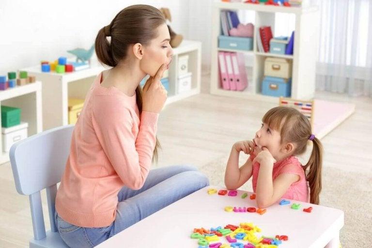 6 oefeningen die kinderen met taalproblemen zullen helpen