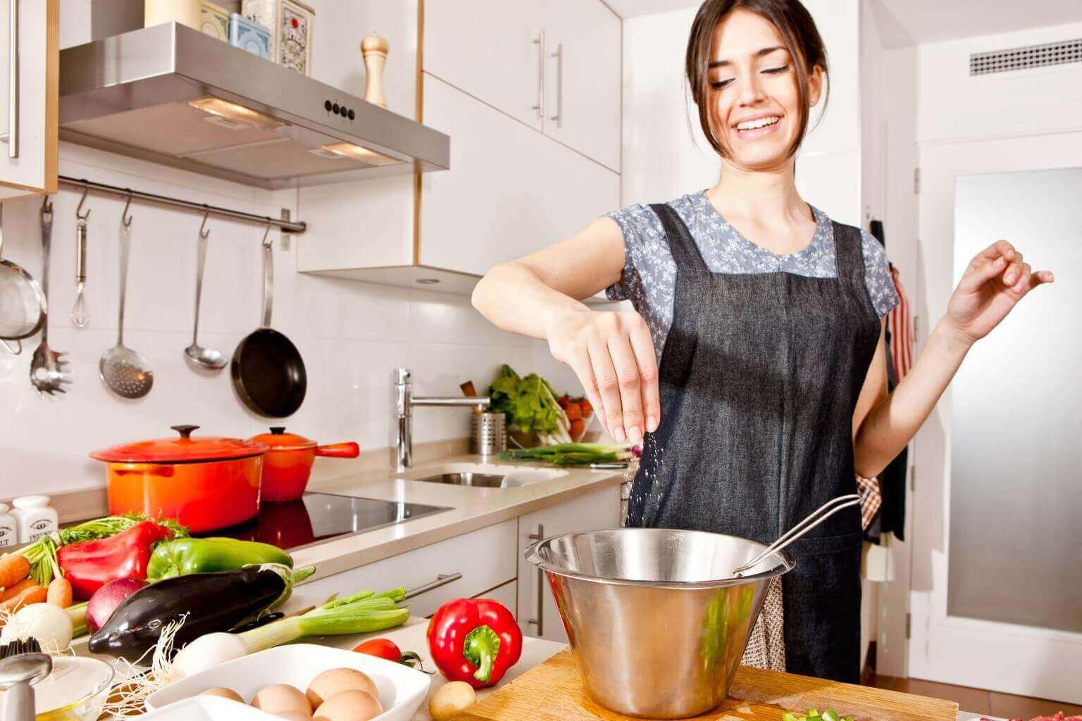 Je lichaam ontgiften door gezond te eten