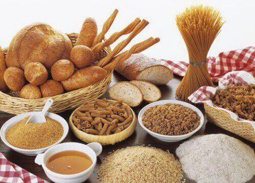 Koolhydraten voor goed gevormde spieren