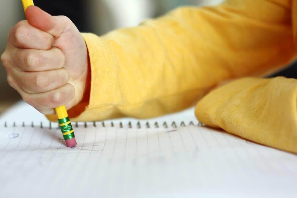 Bepaalde karaktertrekken kunnen wijzen op leerproblemen van een kind