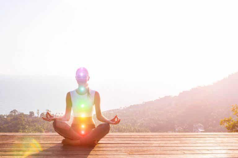 De chakra's in je lichaam zijn centra van energie