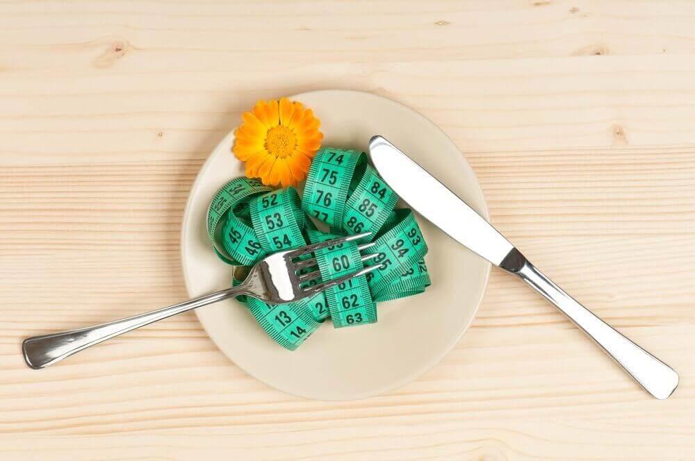 Veranderingen in gewicht is een van de manieren waarop je lichaam laat weten dat er iets mis is