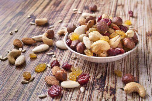 Gewichtsverlies bevorderen door gezond te eten