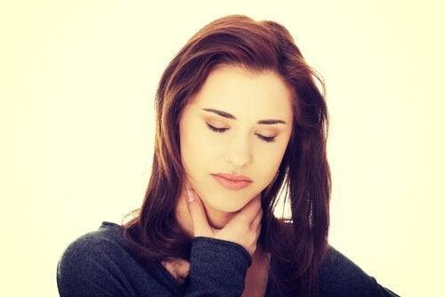 Symptomen van reflux