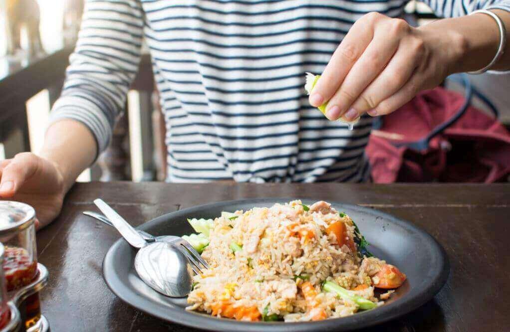 Rijst koken op drie verschillende manieren
