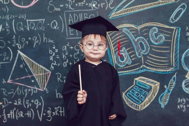Intelligentie is volgens de wetenschap overgeërfd van de moeder