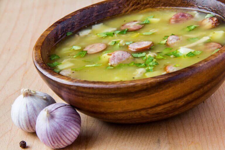 Probeer dit heerlijke recept voor serranosoep