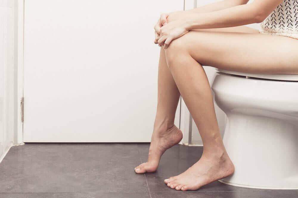 Veranderingen in je ontlasting is een van de manieren waarop je lichaam laat weten dat er iets mis is