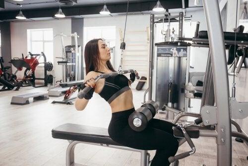 Je stofwisseling versnellen door spieren op te bouwen