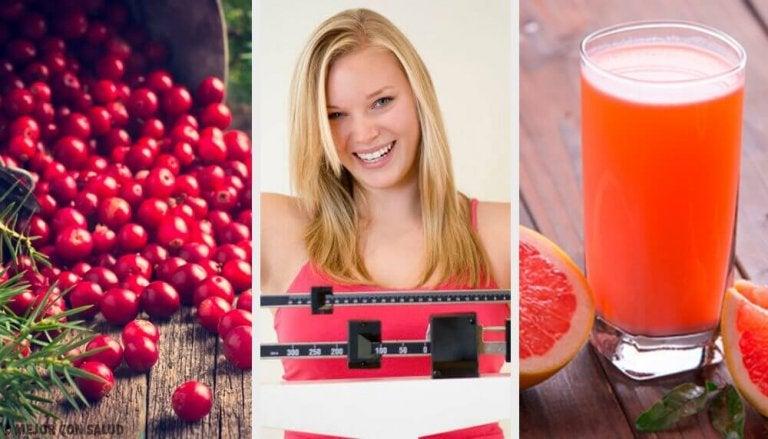 6 fruitsoorten die je kunnen helpen om makkelijk af te vallen