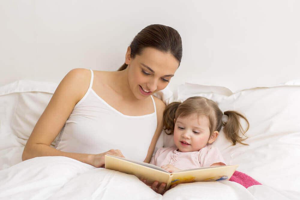 Voorlezen helpt bij kinderen met taalproblemen