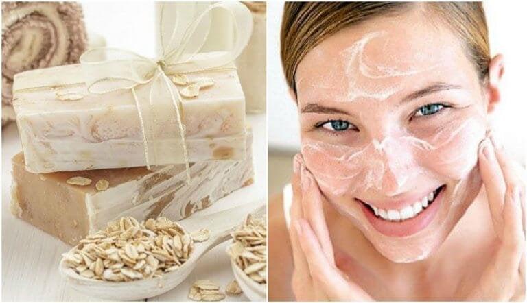 Hydrateer je huid met deze zelfgemaakte zeep van haver en honing