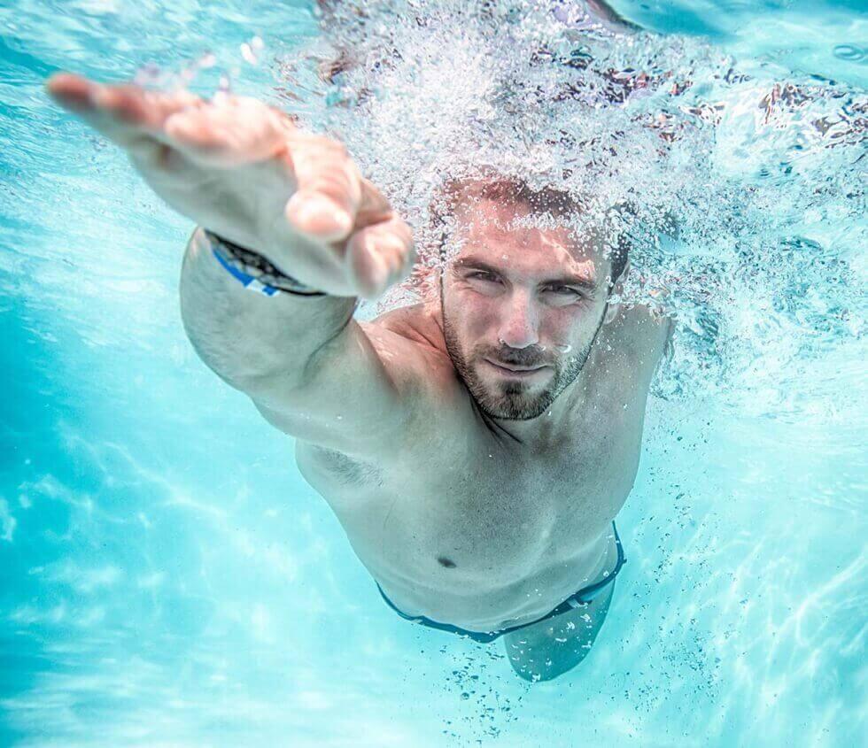 Voordelen van zwemmen: goede vorm van cardiotraining