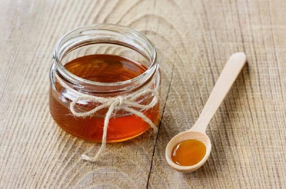 Honing wordt vaak gebruikt in huidverzorgingsproducten