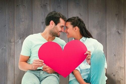 In het grotere plaatje zijn de 4 soorten liefde even belangrijk