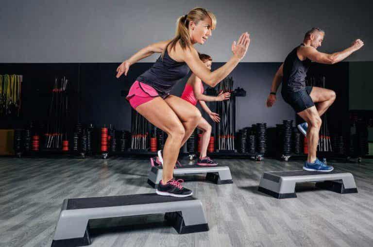 De voordelen van aerobe bewegingsvormen