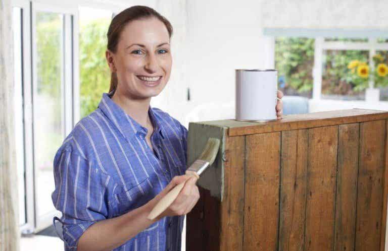 5 ideeën voor prachtige gerecyclede meubels