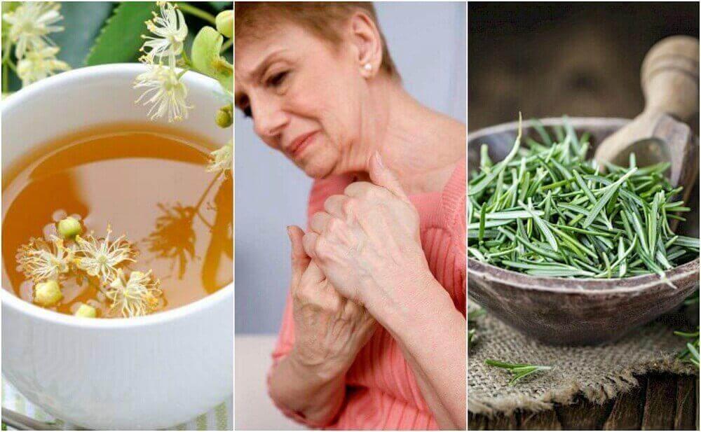 5 kruidenremedies voor de behandeling van artritis