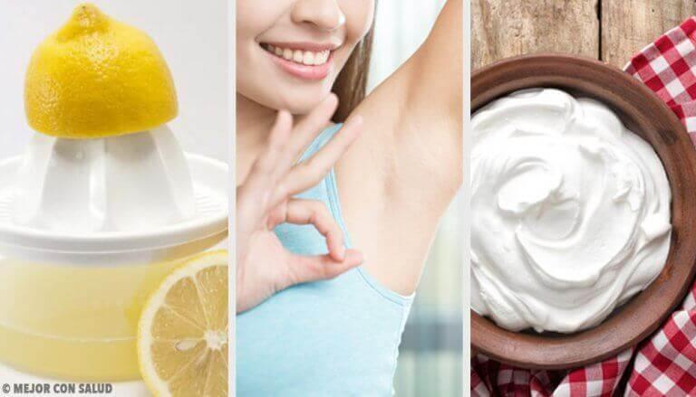 Zelfgemaakte recepten voor donkere vlekken op de huid