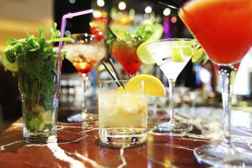 Gezond eten met kerstmis en minder alcohol drinken