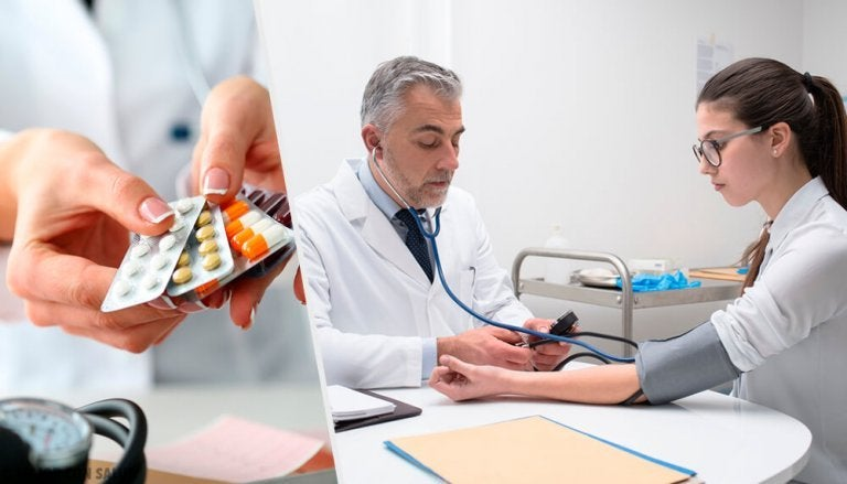 Een aantal medicijnen tegen een hoge bloeddruk