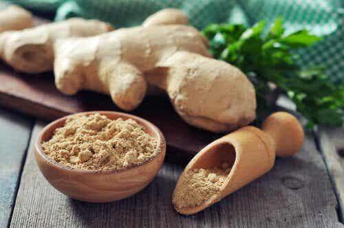 10 voedingsmiddelen die helpen bij het bestrijden van infecties