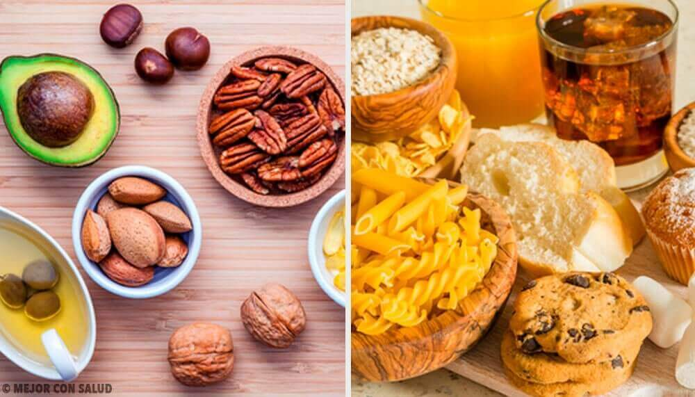 slechte koolhydraten