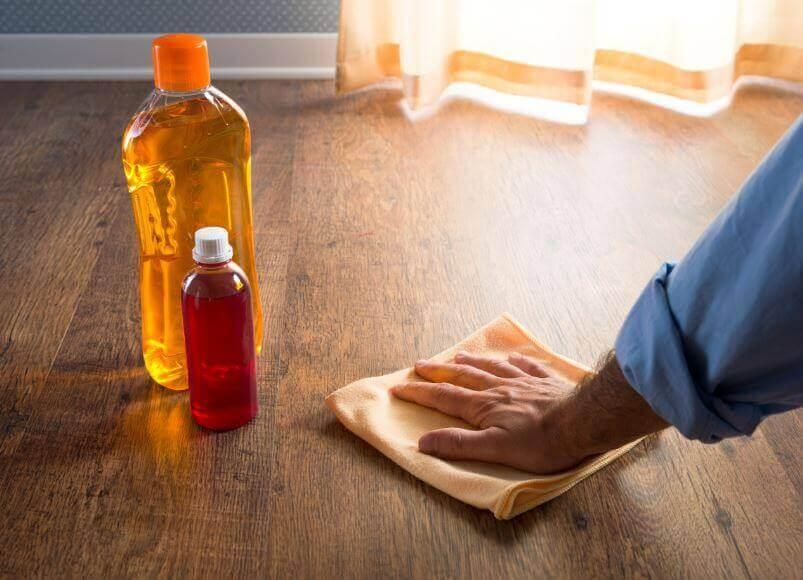 Wat moet je gebruiken om je houten vloer te sealen