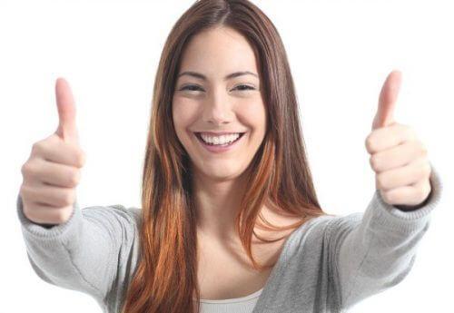 Lachen maakt je positiever