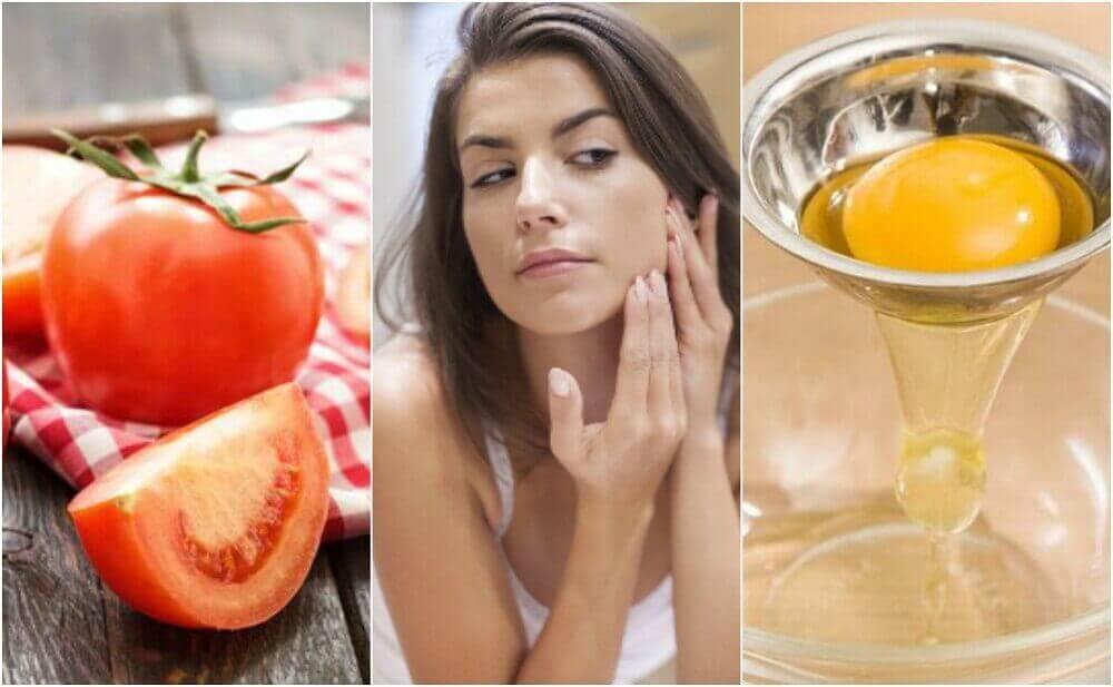 5 zelfgemaakte maskers om vergrote poriën te verkleinen