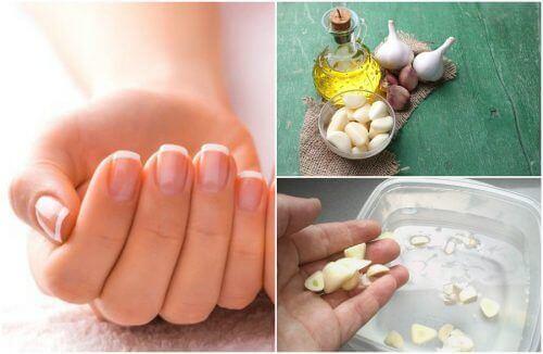 5 zelfgemaakte behandelingen om de nagelgroei te bevorderen