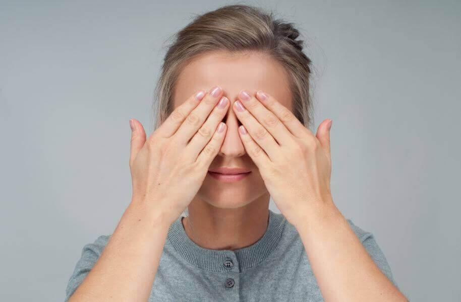 Vier oefeningen voor de gezondheid van de ogen