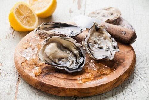 Voedingsdeskundigen zouden geen rauwe oesters eten
