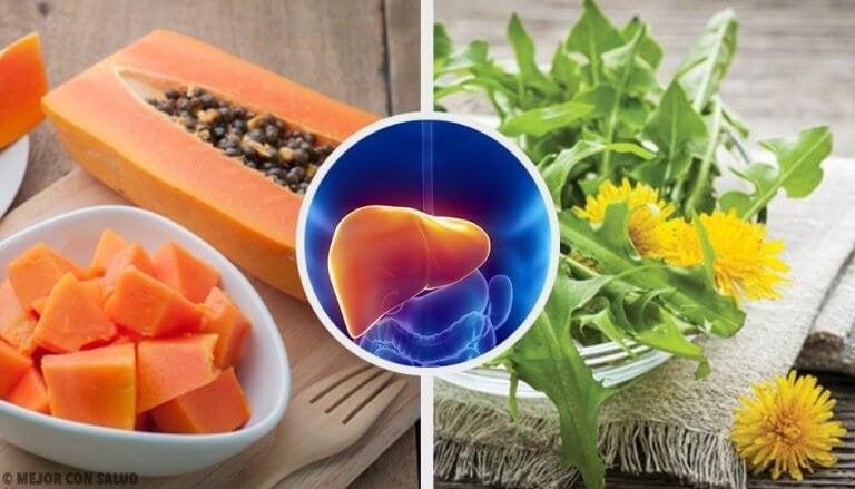 Natuurlijke remedies voor een ontstoken lever