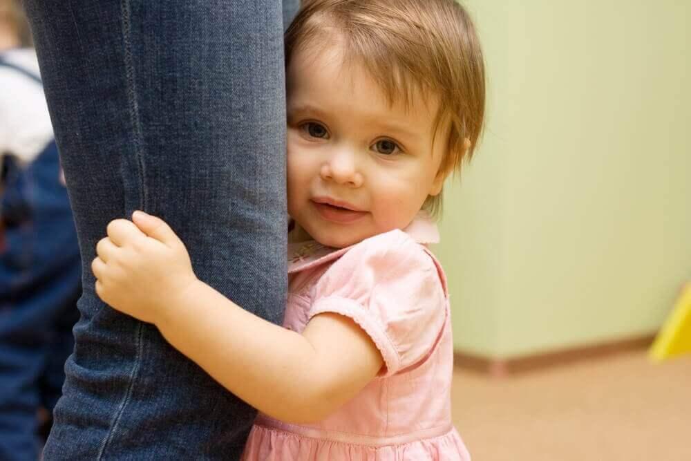 Pasgeboren kinderen voelen dingen goed aan