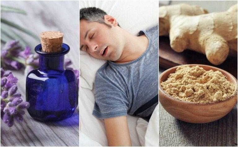Hoe je slaapapneu kunt bestrijden met 5 natuurlijke remedies