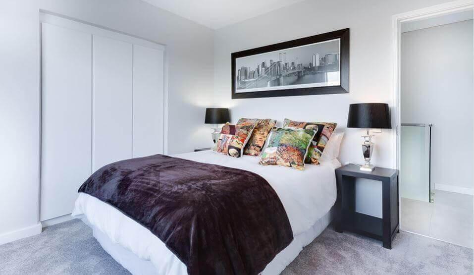 5 ideeën voor een minimalistisch huis om zelf te proberen