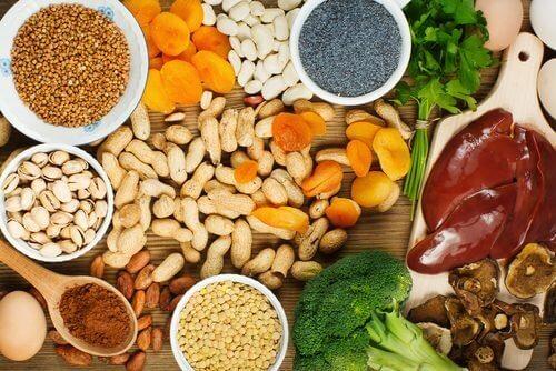 Eet deze voedingsmiddelen om je ijzergehalte te verhogen