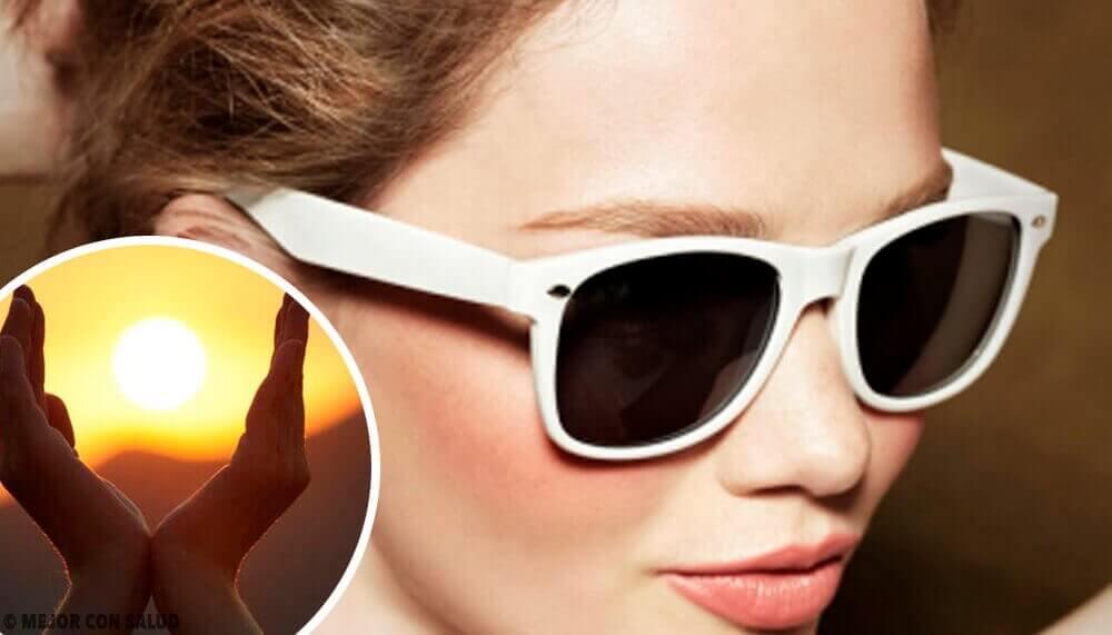 9 gevolgen van het niet dragen van een zonnebril