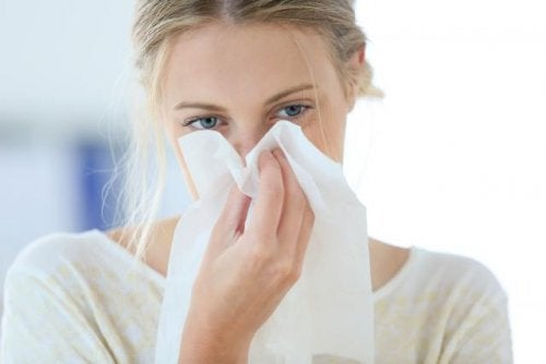 Heb je last van een verstopte neus? Probeer deze 9 remedies