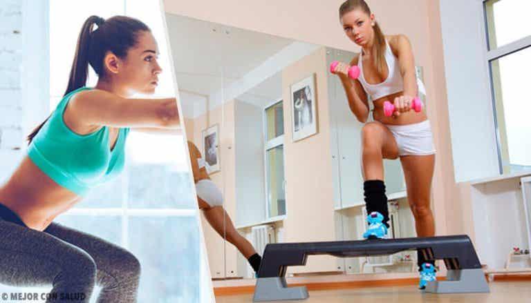 De beste oefeningen voor het verstevigen van je benen