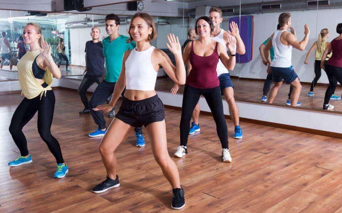 Verschillende soorten aerobics