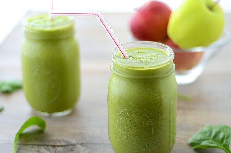 Sap van appel en wortel helpt je gemakkelijk gewicht verliezen
